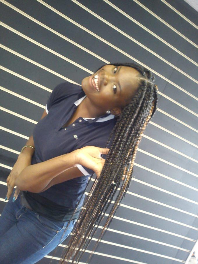 my beautiful braids